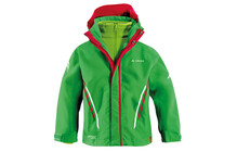 Vaude Kids Campfire 3in1 Jacket II green